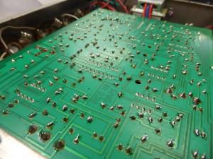 Electro-Harmonix Deluxe Memory Man PCB