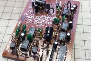 BOSS OC-2 PCB